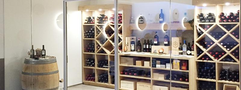 Weinkeller und Weinschränke inkl. Kühlung und Weinklimaschrank Sommelier